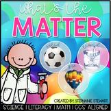 Matter {Matter Unit For The Common Core Classroom}