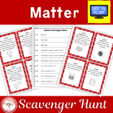 Matter Scavenger Hunt with free foldable