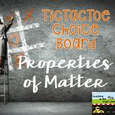 Matter TicTacToe Extension Activities