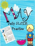 May CLOZE Practice