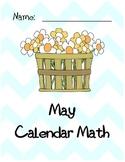 May Calendar Math