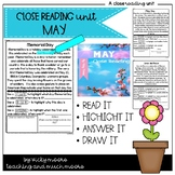 May Close Reading