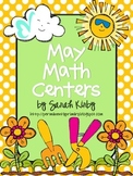 May Math Centers - CC Aligned