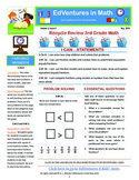 May Math Resource for 3rd Grade