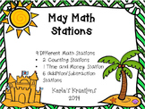 May Math Stations