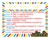 McGraw- Hill: Wonders-- Vocabulary Power Points for Unit 4