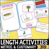 Measurement: Length Activity Pack