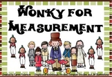 Measuring Length-Wonky for Measurement (Inches)