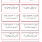 Meet the Teacher Lollipop Tags - Back to School