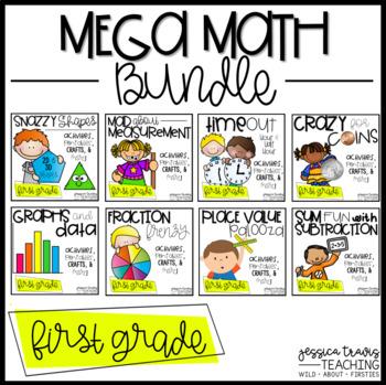 Mega MATH Bundle! {A GROWING Bundle!}