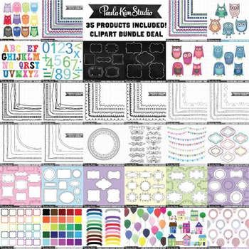 Clipart - Value Pack