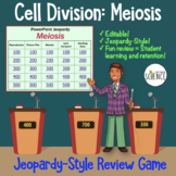 Meiosis Jeopardy Review Game (Powerpoint Jeopardy)