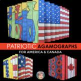 Patriotic Agamograph