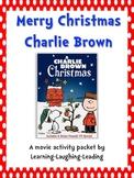 Merry Christmas Charlie Brown Movie Packet