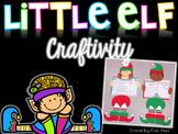 Merry Little Elves Writing Craftivities