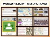 Mesopotamia - Complete Unit