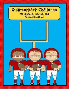 Quarterback Challenge: Metaphors, Similes, and Personifica