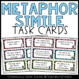 Metaphors and Similes {36 Task Cards}