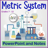 Metric System and Dimensional Analysis Powerpoint / Notes