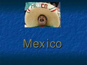 Mexico Power Point and Review Game