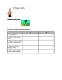 Mi Rutina Diaria: Match mine.  Two fun reflexive verb activities.