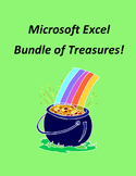 Microsoft Excel Bundle of Treasures! - 3 Excel Units