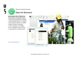 Microsoft Word 2013 Intermediate: Use the Resume Template
