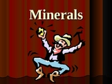 Minerals Instructional PowerPoint