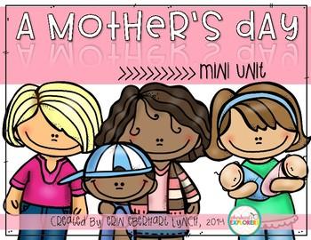 Mini Unit: Mother's Day