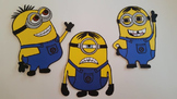 Minions from Despicable Me 6 Big Minions
