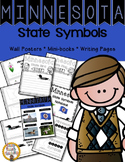 Minnesota State Symbols Notebook