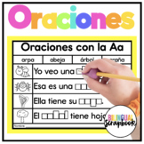 Mis oraciones {Complete the sentence in Spanish}