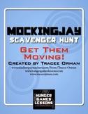Mockingjay Novel Scavenger Hunt Review Activity