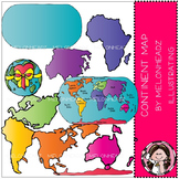 Molly's world continent by Melonheadz