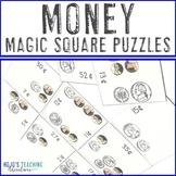 Money Magic Square Puzzles