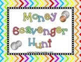 Money Scavenger Hunt
