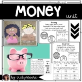 Money Unit + Craftivity