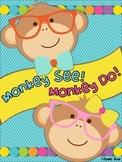 Monkey See, Monkey Do {A Charades Game}
