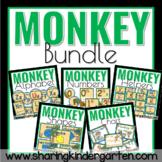 Monkey Themed Classroom
