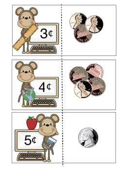Monkeying Around with Money AMERICAN Style