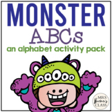 Monster Alphabet Pack