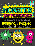 Monster Differences READER'S THEATER Script