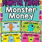 Monster Money ~ Behavior Bucks ~ Rewards
