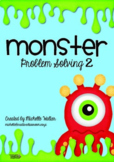 Problem Solving with Monsters 2