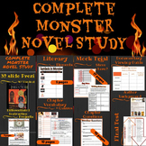 Monster by Walter Dean Myers Complete Novel Study