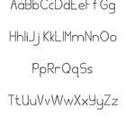 Montessori Font (Montessori Garden Script)