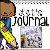 Monthly Reading Journals~ Responding to the text/story