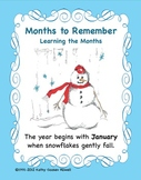 Months to Remember - Learning the Months of the Year