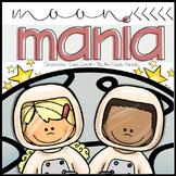 Moon Mania {Math, Literacy, & Science Activities}