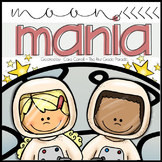 Moon Mania {Math, Literacy, & Science Activities}